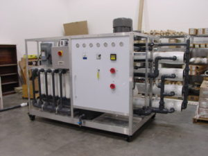 80,000 GPD Reverse Osmosis System