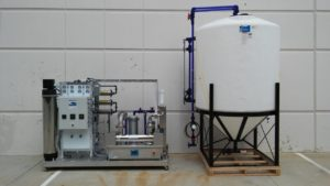 Custom Pure Water Treatment