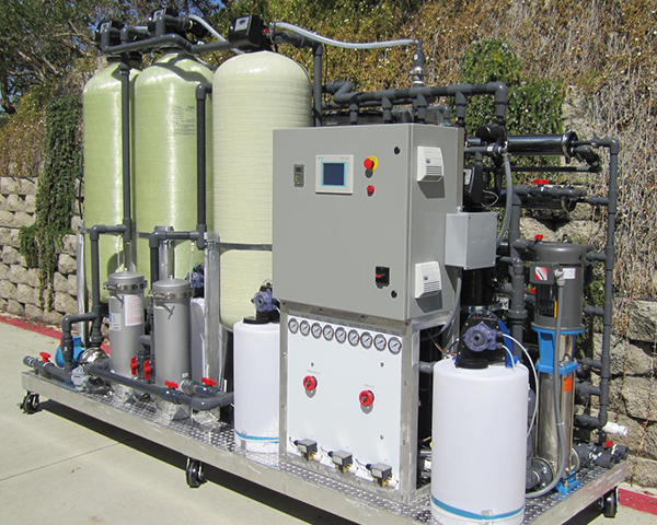water purification system 2 - Commercial Water Filtration System